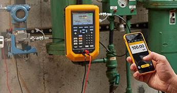 Le calibrateur de pression automatique portable Fluke